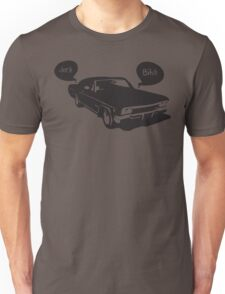 Home is the Impala Unisex T-Shirt