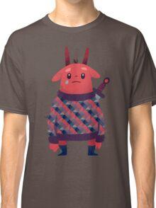 Sword Bunny Classic T-Shirt
