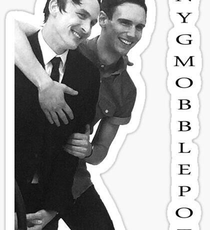 Nygmobblepot Sticker