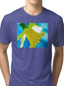 Daffodil Blues Tri-blend T-Shirt