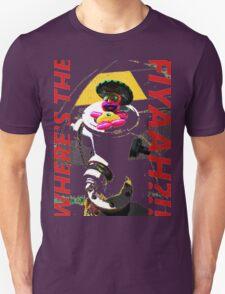 yapilopi - where's the fiyaah?!! T-Shirt