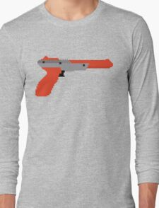 8 bit zapper Long Sleeve T-Shirt