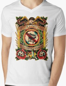 Informative Signs - Set 01 - No price matching Mens V-Neck T-Shirt