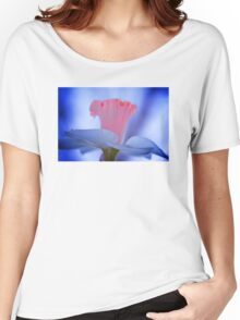 Painted Daffodil Women's Relaxed Fit T-Shirt