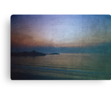 Your Breath Is Just A Sea Mist Canvas Print