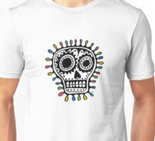 Sugar Skull - sharpie T-Shirt