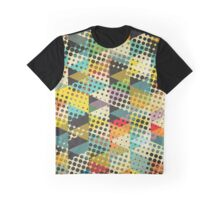 Dots and Triangles II Graphic T-Shirt