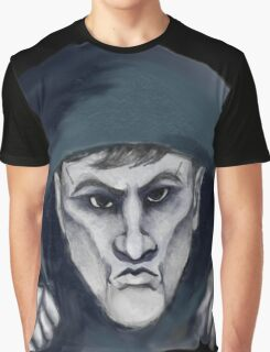 We Have to Kill the Milkman Graphic T-Shirt