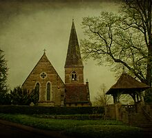 St James The Great Titsey by Dave Godden