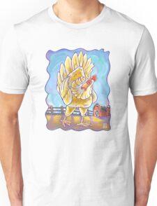 Animal Parade Chicken Unisex T-Shirt