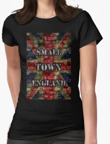 Small Town England Womens Fitted T-Shirt