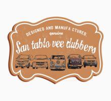 San Tablo Vee Dubbers Badge by jay007