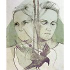 Agnes Obel by elia, illustration