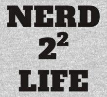 Nerd 4 Life Baby Tee