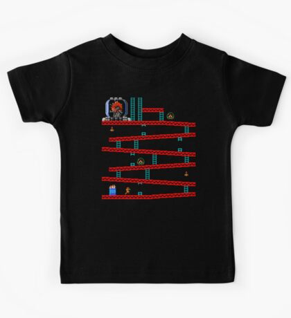 Metroid Kong Kids Tee