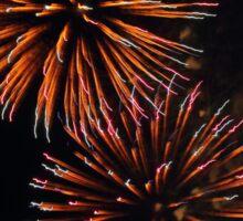 Fireworks 3 Sticker