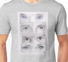 """Sherlock"" Eyes Unisex T-Shirt"