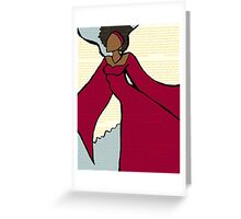 A Phenomenal Angel Greeting Card