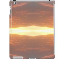 Fiery Horizon iPad Case/Skin