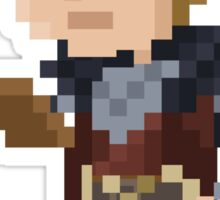 Pixel Cullen - Dragon Age Sticker