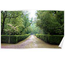 Garden-way Poster