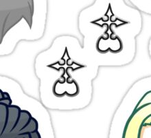 KH Shuffle- Group 3 Sticker