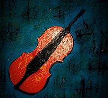 Viola by Michael DeJesus by JAYNEDEJESUS