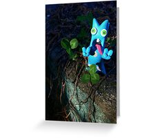 Knubbelding - Woo Hoo Greeting Card
