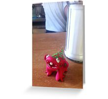 Knubbelding - Filli Greeting Card