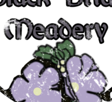 Black-Briar Meadery Sticker