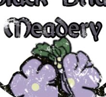 Black-Briar Meadery Sticker