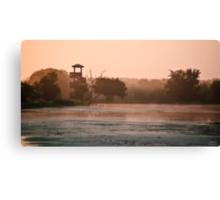 Brazos Bend Landscape Canvas Print