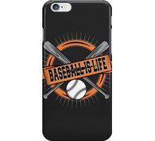 Baseball is Life iPhone Case/Skin
