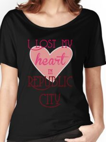 I Lost my heart in Republic City Women's Relaxed Fit T-Shirt