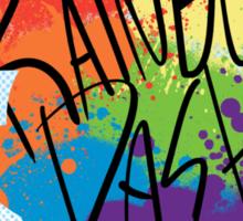 RAINBOW CASH Sticker