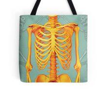 Skeleton Tote Bag