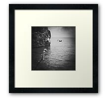 2015 Mar Ligure #05 Framed Print