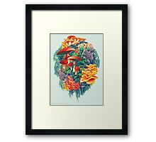 Fungus Amongus Framed Print