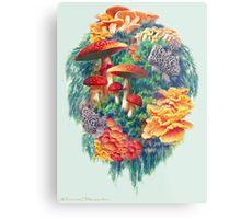 Fungus Amongus Metal Print
