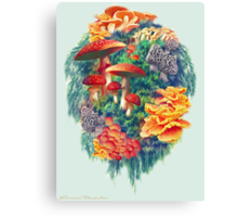 Fungus Amongus Canvas Print