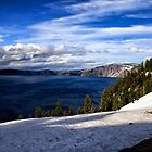 Crater Lake IV by ZWC Photography