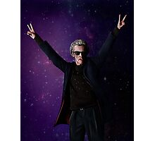 Doctor Disco (12th Doctor) Photographic Print