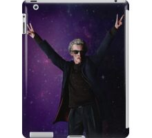 Doctor Disco (12th Doctor) iPad Case/Skin