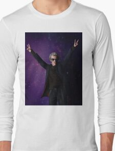 Doctor Disco (12th Doctor) Long Sleeve T-Shirt