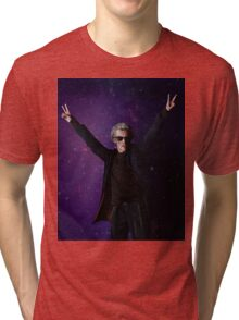 Doctor Disco (12th Doctor) Tri-blend T-Shirt
