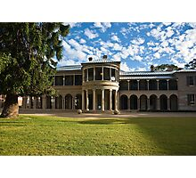 Brisbane Old Government House Photographic Print