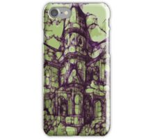 Hotel California - Haunted House iPhone Case/Skin