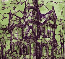 Hotel California - Haunted House by BagChemistry