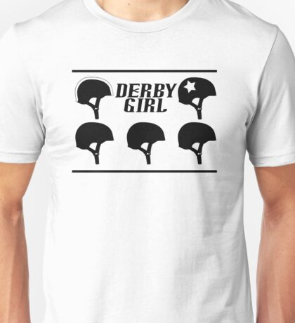 Derby Girl Unisex T-Shirt