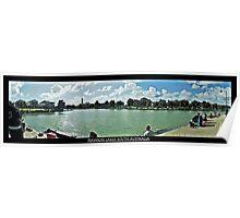 Mawson Lakes, South Australia Poster